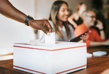 Democracy Voting Poll