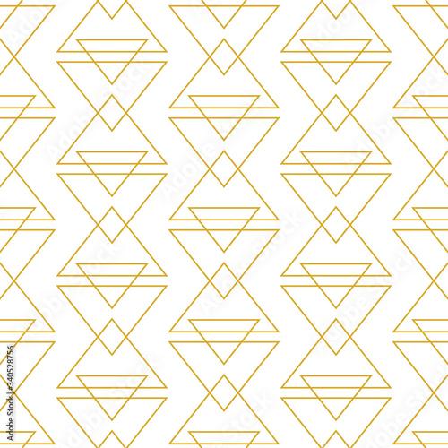 Fototapety Geometryczne   vector-geometric-art-deco-elegant-seamless-pattern