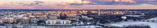 Fotografie, Obraz Washington DC sunset