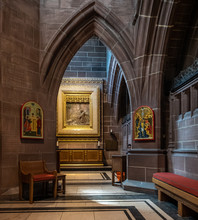 Liverpool Cathedral Interior P...