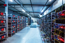 Bitcoin And Crypto Mining Farm...