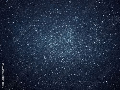 Night sky with stars as background Wallpaper Mural