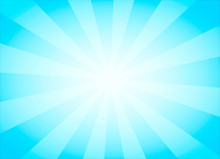 Light Blue Abstract Background...