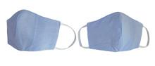 Light Blue Pastel Cotton Cloth...