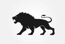 Lion Logo. Courage, Valor And ...
