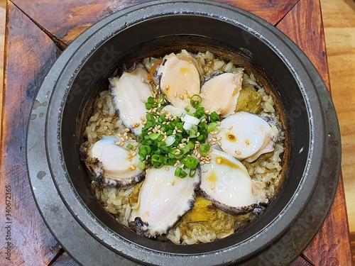 Photo 전복밥
