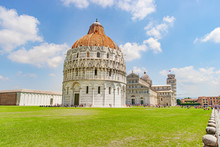 San Giovanni Baptistery, The S...