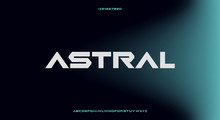 Astral, An Abstract Technology...