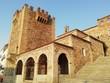 Torre del Bujaco, Plaza Mayor de Cáceres, Cáceres, Extremadura (España)