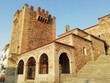 Torre de Bujaco, Cáceres (España). Parte de la muralla medieval de Cáceres.