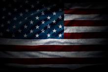 Grunge American Flag