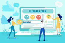 Customer Feedback Form, User E...