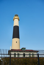 The Absecon Lighthouse In Atlantic City  New Jersey