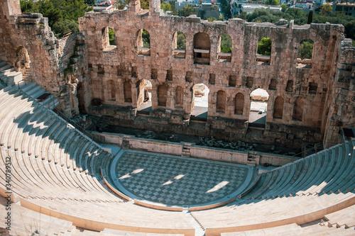 Photo Roman Theatre.