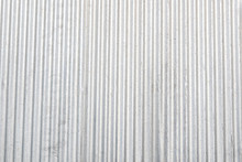 Zinc Industrial Texture Background. Wall Aluminum Silver Stainless.