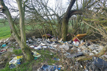 Illegal Dumping Of Waste Found...