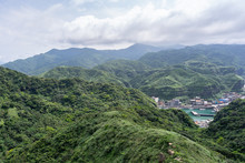 Bitou Cape - Landscape View From The Top Of The Hill, New Taipei, Taiwan