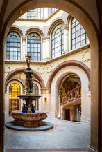 Palais Ferstel Originally Housed The Austro-Hungarian National Bank And The Stock Exchange As Well As Bazaar And A Cafe Popular With Artists And Men Of Letters