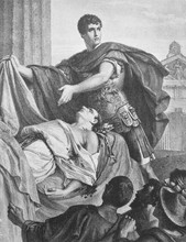 An Illustration Of Brutus And ...