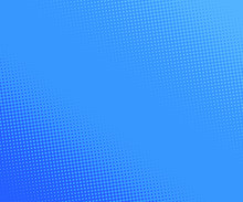 Abstract Gradient Blue Dots Ba...