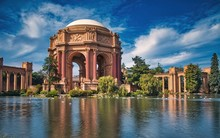 The Palace Of Fine Arts Is A M...