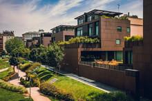 Modern Residential Buildings I...