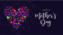 Happy Mother's Day Vector Call...