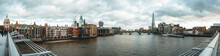 UK, England, London, Panorama ...