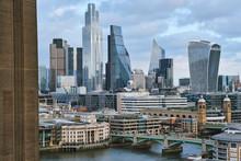 UK, England, London, Skyline O...