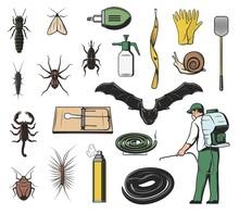 Pest Control Exterminator, Ins...