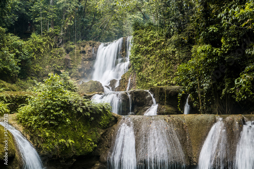 Canvas-taulu YS waterfalls in Negril Jamaica
