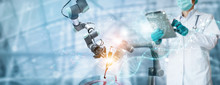 Robotics And Doctor Research A...