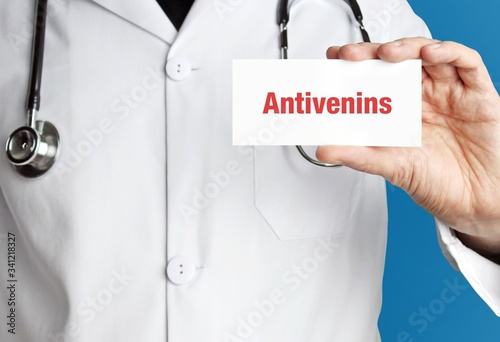 Photo Antivenins