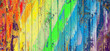 Leinwanddruck Bild - abstract colorful background
