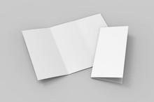Blank Tri Fold Brochure Templa...