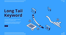 Long Tail Keyword Isometric La...