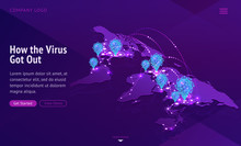 How Virus Got Out Banner. Cont...