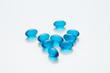 Pigułki, tabletki, lekarstwo, lek, medycyna, zdrowie