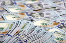Cash Money Dollars Bills