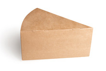 Triangle Kraft Paper Box For A...