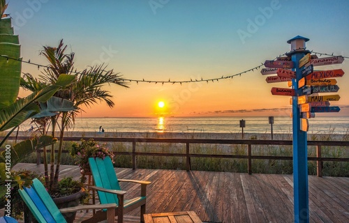 Bethany Beach Delaware - Where To Canvas Print