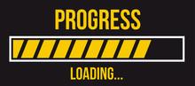 Progress Loading Bar Progress