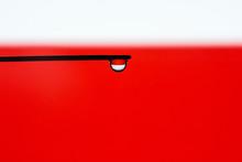Reflection Of Denmark Flag On ...