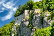 La Verna, Medieval Monastery I...