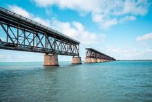 Bahia Honda Rail Bridge, Flori...