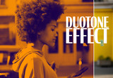 Duotone Filter Overlay Effect - 341439501