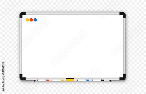 Whiteboard Fotobehang