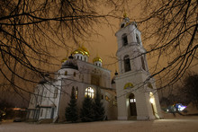 Assumption Cathedral At Night ...