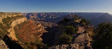 Morning, Shoshone Point, Grand Canyon National Park, Arizona