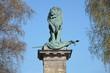 Löwen-Denkmal Waakirchen